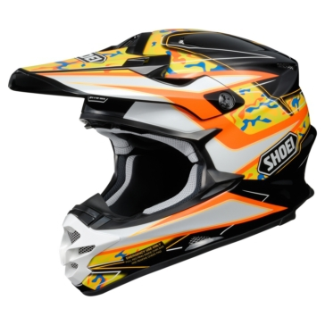SHOEI VFX-W Off-Road Helmet Turmoil