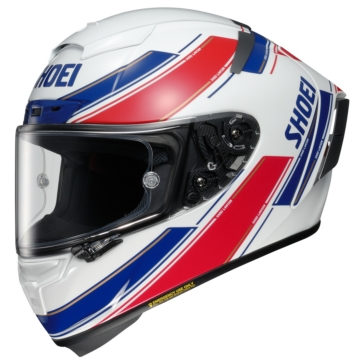 SHOEI X-Fourteen Full-Face Helmet Lawson