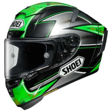 SHOEI X-Fourteen Full-Face Helmet Laverty
