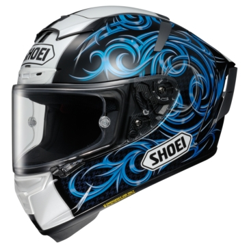 SHOEI X-Fourteen Full-Face Helmet Kagayama5