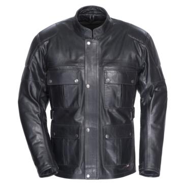 Men TOURMASTER Lawndale Leather Jacket