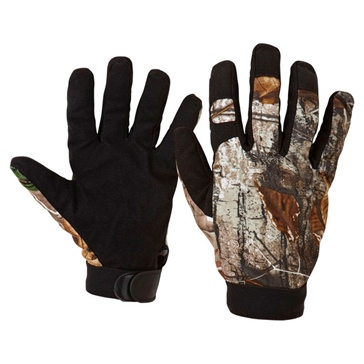 Absolute Outdoors Gloves, Arcticshield System Realtree AP