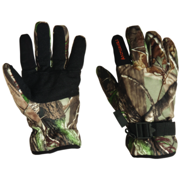 Realtree AP ABSOLUTE OUTDOORS Gloves, Arcticshield Camp