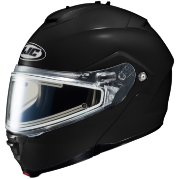 Solid HJC IS-Max 2 Modular Helmet - Winter