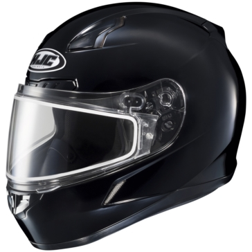 HJC CL-17 Full-Face Helmet - Winter Solid