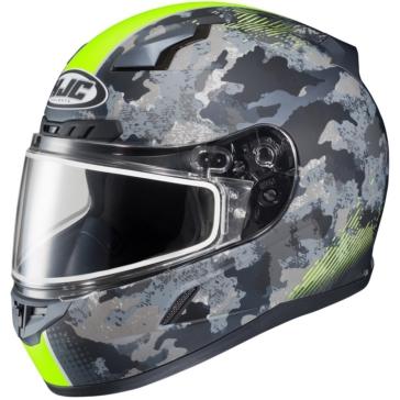HJC CL-17 Full-Face Helmet - Winter Void