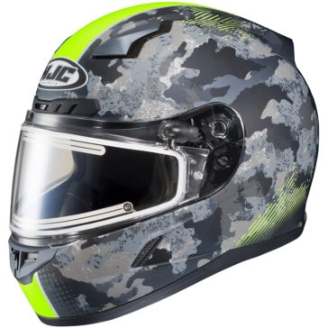 HJC CL-17 Full-Face Helmet - Winter Void