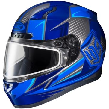 HJC CL-17 Full-Face Helmet - Winter Striker