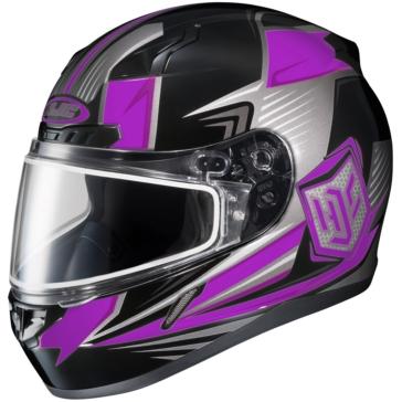 Striker HJC CL-17 Full-Face Helmet - Winter