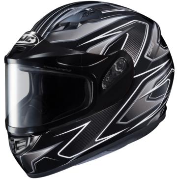 HJC CS-R3 Full-Face Helmet - Winter Spike
