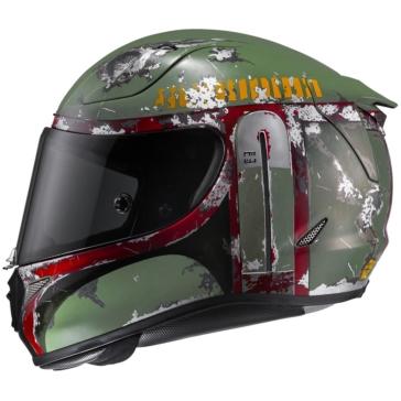 HJC RPHA 11 PRO Full-Face Helmet Boba Fett