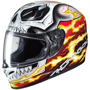 HJC FG-17 Full-Face Helmet Ghost Rider