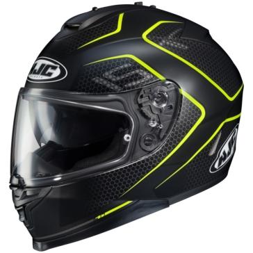 HJC IS-17 Full-Face Helmet Lank