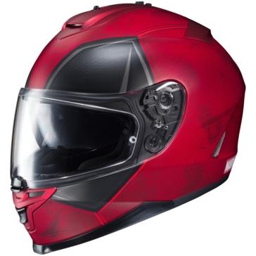 HJC IS-17 Full-Face Helmet Deadpool