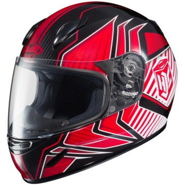HJC CL-Y Youth Full-Face Helmet Redline