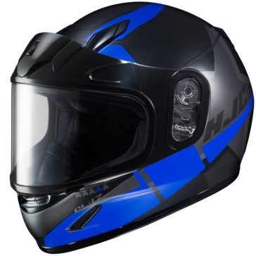 HJC CL-Y Youth Full-Face Helmet - Winter Boost