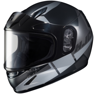 HJC CL-Y Youth Full-Face Helmet - Winter Boost