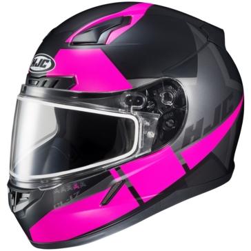 HJC CL-17 Full-Face Helmet - Winter Boost - Winter
