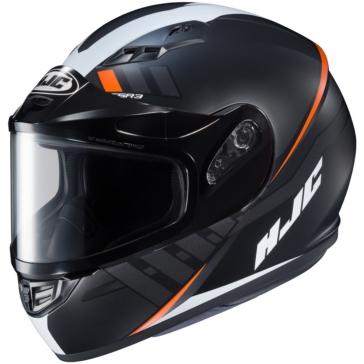 HJC CS-R3 Full-Face Helmet - Winter Space