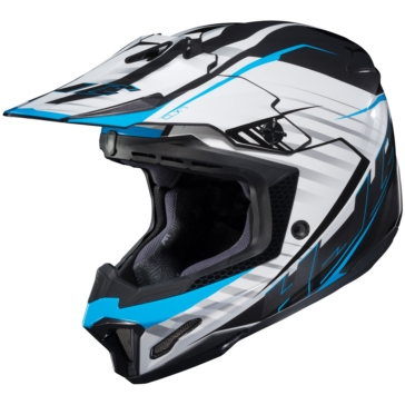 HJC CL-X7 Off-Road Helmet Blaze