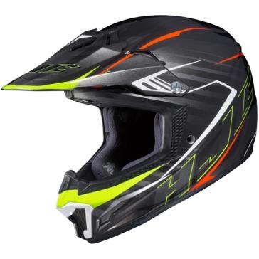 HJC CL-XY 2 Youth Off-Road Helmet Blaze