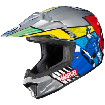 HJC CL-XY 2 Youth Off-Road Helmet Avengers