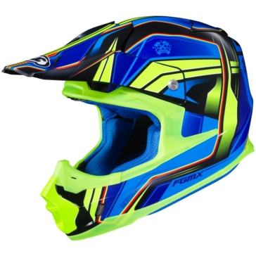HJC FG-MX Off-Road Helmet Piston