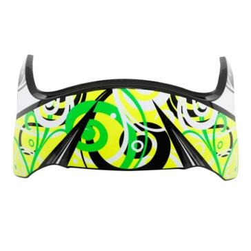 SHOEI Aero Edge Spoiler 2  for X-Twelve Helme Yellow, Green, Black, White