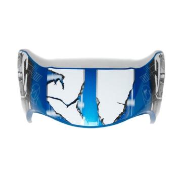 SHOEI Aero Edge Spoiler 2  for X-Twelve Helme Blue, White, Gray