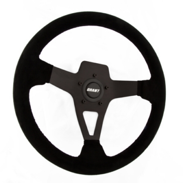 GRANT UTV Suede Series Steering Wheel