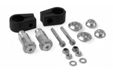 POLISPORT Mounting Kit for Free Flow/Bercy Handguards
