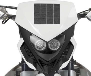 POLISPORT Headlights & Lookos Solar Battery