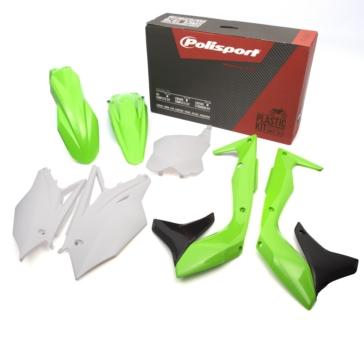 Polisport MX Complete Kit Fits Kawasaki
