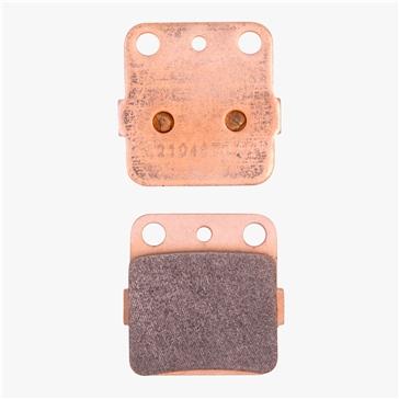 Kimpex HD HD Metallic Brake Pad Metal - Front/Rear