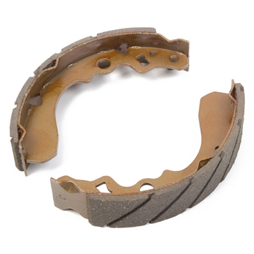 Kimpex HD Carbon Brake Shoes Organic carbon - Front