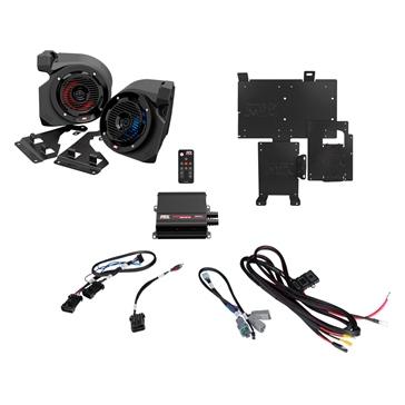 MTX AUDIO Système audio avec 2 haut-parleur Polaris RideCommand Polaris - 2 - 400 W