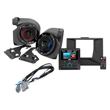 MTX AUDIO Système audio avec 2 haut-parleurs Polaris - 2 - 400 W