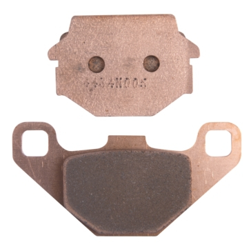 Kimpex HD HD Metallic Brake Pad Metal - Rear