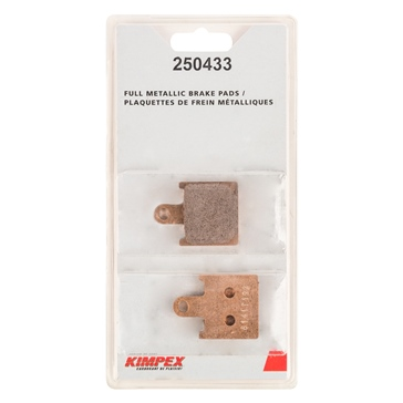 Kimpex HD HD Metallic Brake Pad Metal - Front