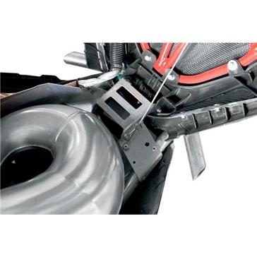 Skinz Protective Gear Charnière de capot en aluminium