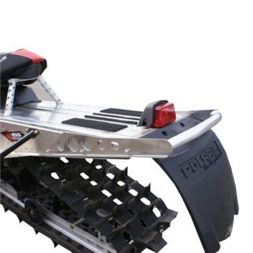Pare-chocs en aluminium poli SKINZ PROTECTIVE GEAR