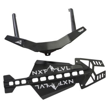 Skinz Protective Gear Bumper Next Level Front - Aluminium - Polaris