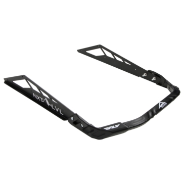 Skinz Bumper Next Level Rear - Aluminium - Fits Polaris
