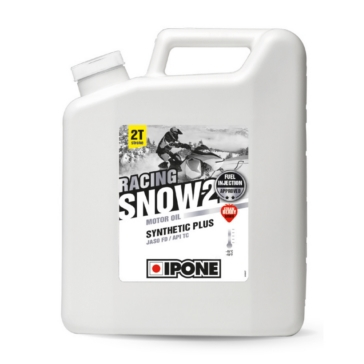 IPONE Strawberry Smell Snow Racing 2 Oil 22 L
