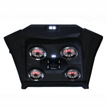 AudioFormz Polaris RZR 1000 Stereo Roof Top
