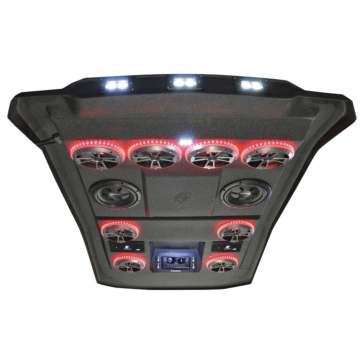 AudioFormz Toit stéréo Polaris General 4 UTV - 8 - 180 W