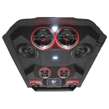6 - 120 W AudioFormz Can-Am Maverick/Commander Max Stereo Roof Top