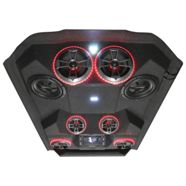AudioFormz Toit stéréo Can-Am Maverick/Commander Max UTV - 8 - 120 W