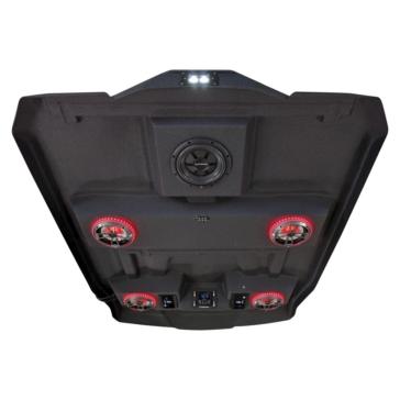 4 - 100 W AUDIOFORMZ Honda Pioneer 1000-5 Stereo Roof Top