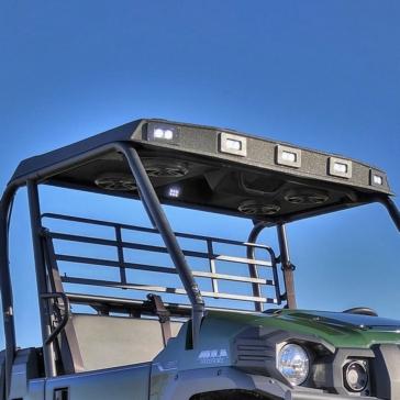 AudioFormz Kawasaki Mule Pro-FX Stereo Roof Top